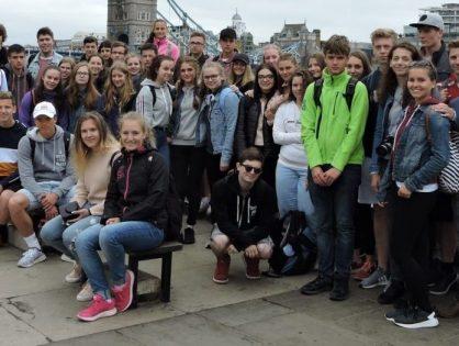 Amsterdam, Cambridge a Londýn
