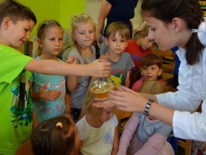 Zábavná chemie do mateřské školy potřetí