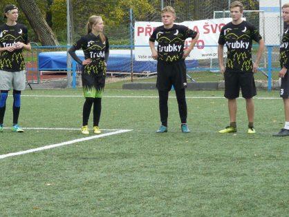 Středoškolská liga ultimate frisbee-Praha