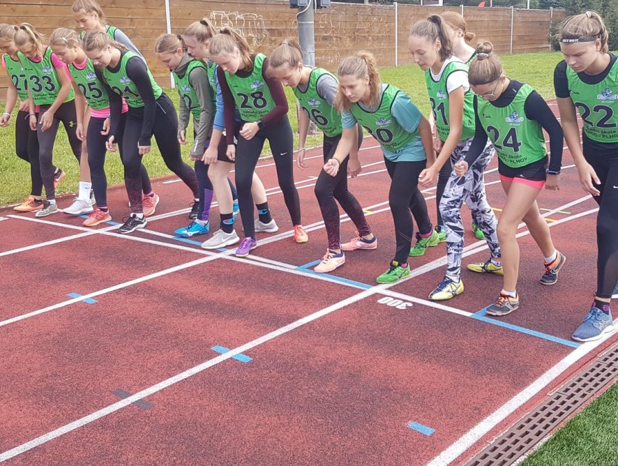 Atletické úspěchy našich studentů